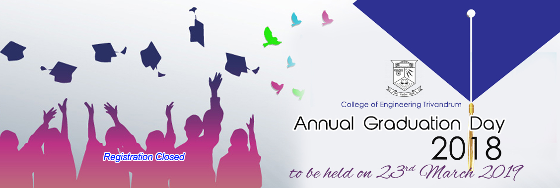 """Annual Graduation Day 2018""  on 23-03-2019"