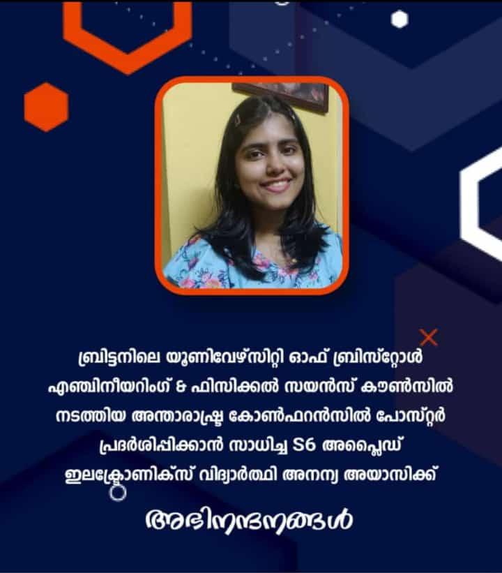 Congratulations - Ananya Ayasi